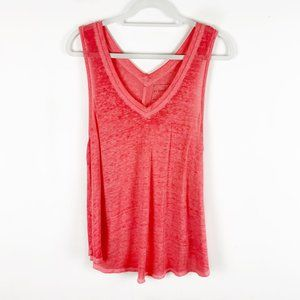 We The Free V-neck Tank Top